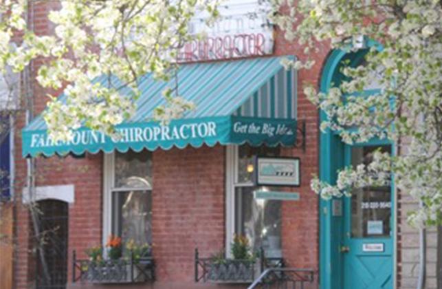 fairmount-chiropractor-storefront